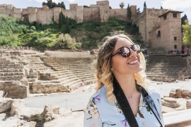 Tourisme sourire