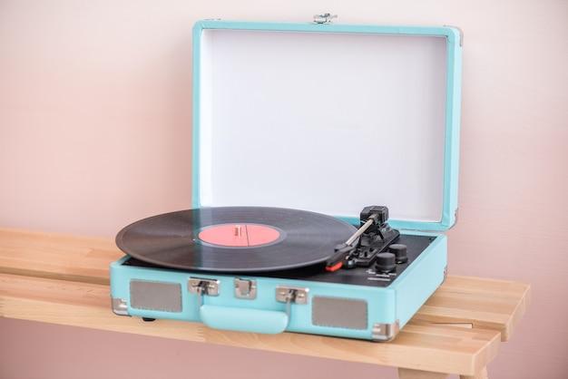 Tourne-disque vintage