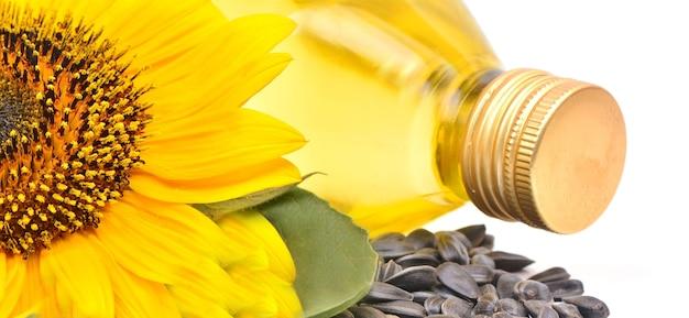 Tournesol, huile et graines