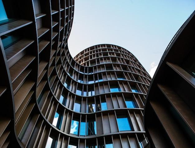 Tours axelborg, architecture moderne