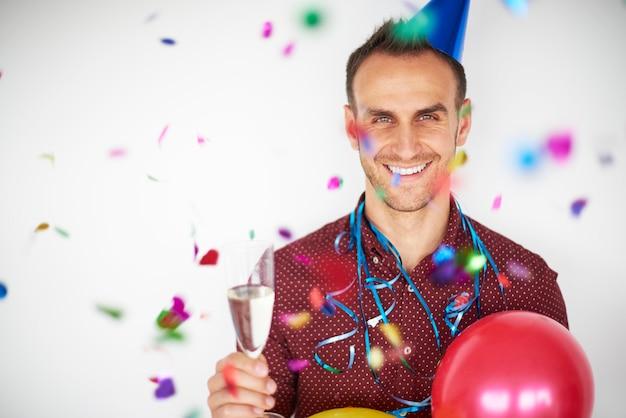Toutes les choses pour fêter le nouvel an