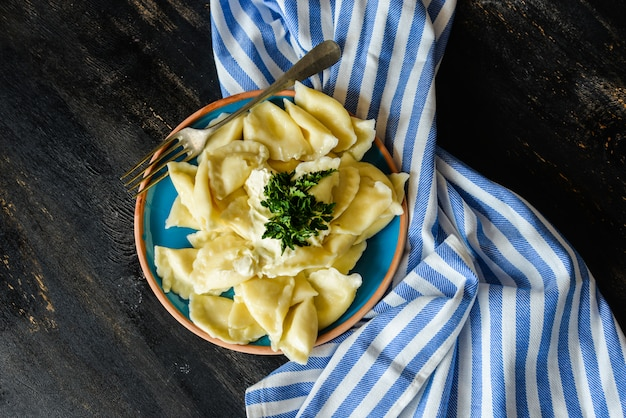 Traditionnel plat ukrainien