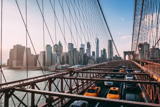 Trafic à new york