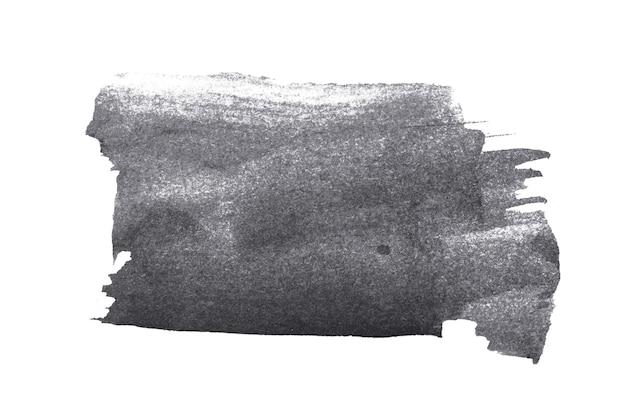 Trait aquarelle noir et blanc, fond texturé