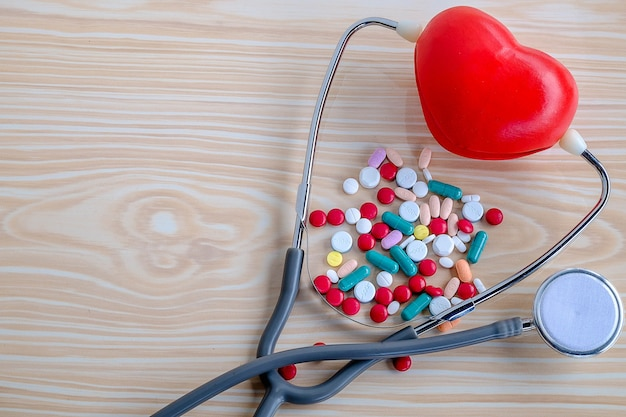 Traitement et prévention des maladies cardiaques.