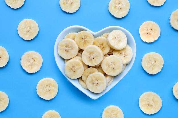 Tranches de banane