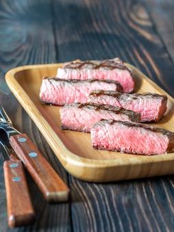 Tranches de bifteck