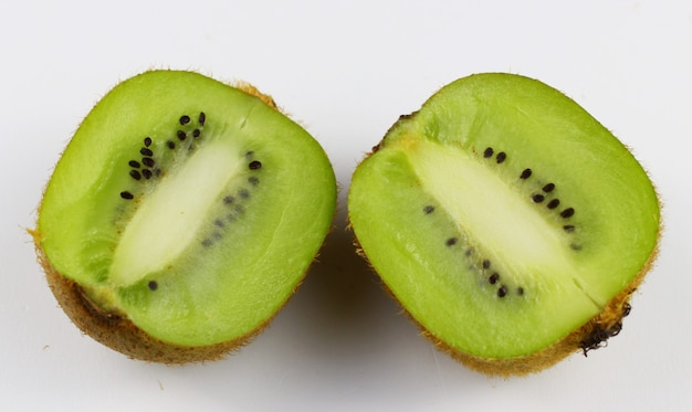 Tranches de kiwi close up