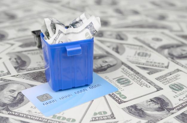Transfert et stockage de fonds dans une monnaie virtuelle. banque moderne