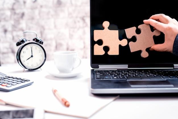 Transformation personnelle pour un concept réussi. développement et amélioration des affaires. différence positive.