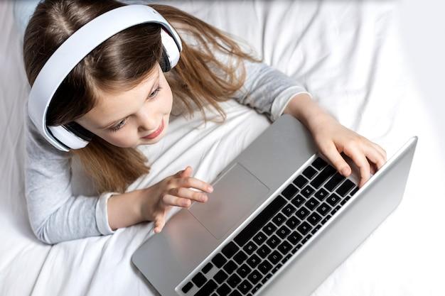 Transition vers l'enseignement à domicile pour les enfants et les adolescents