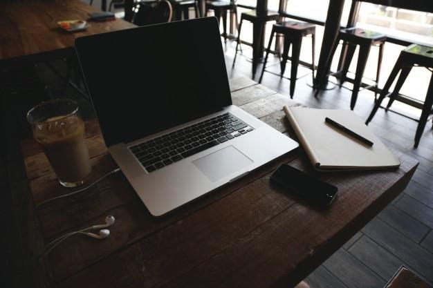 Travailler au coffeeshop