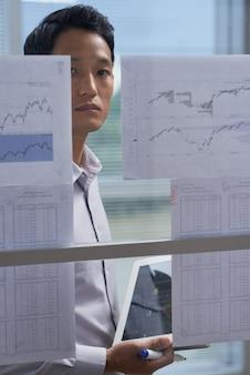 Travailler avec des rapports financiers