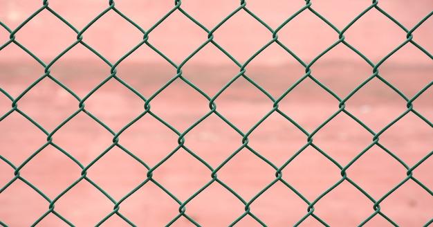 Treillis métallique en acier / treillis métallique vert clôture