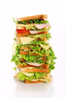 Très gros sandwich