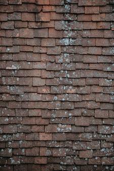 Très vieux toit