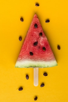 Triangle tranche de pastèque