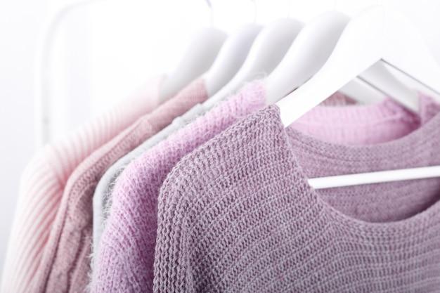 Tricot chaud, automne, vêtements d'hiver