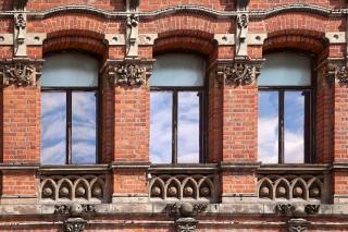 Trio fenêtre