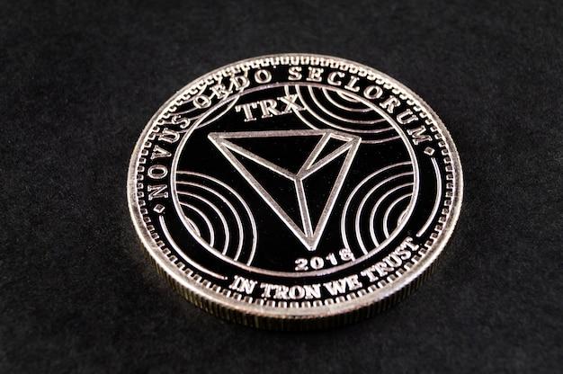 Tron trx est un moyen moderne d'échange et de marché web