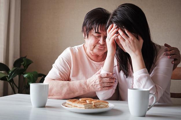 Trouble mental et soutien de la famille