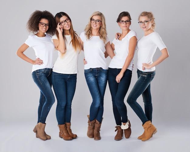 Trouver de bonnes lunettes - rien de plus facile