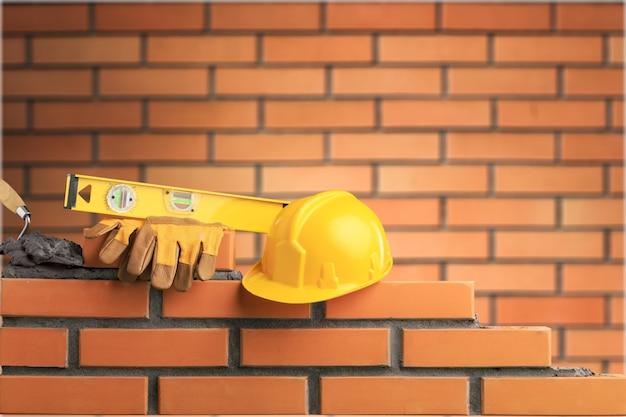 Truelle de couche de bricoleur de construction de maçon de construction de maçonnerie