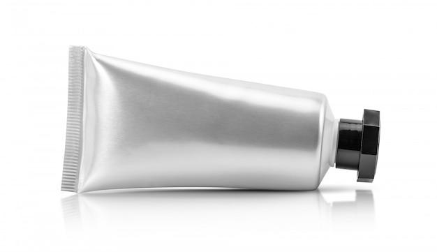 Tube en aluminium pour dentifrice ou produit cosmétique