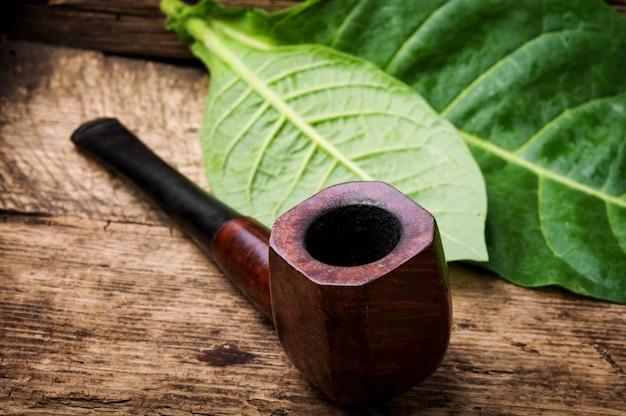 Tube rétro fumeur