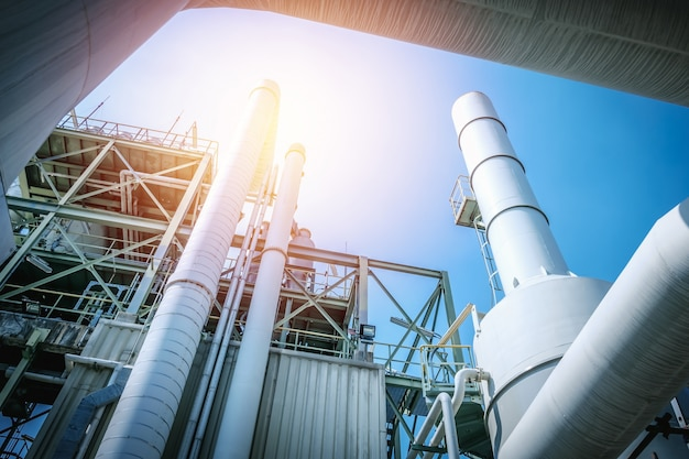 Tubes et équipements industriels