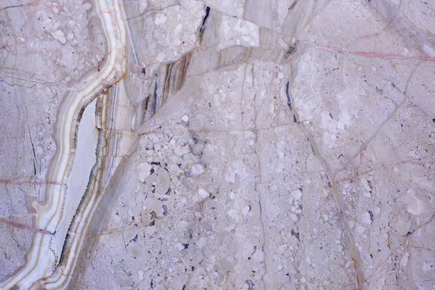 Tuile de calcaire gris poli comme matériau de finition