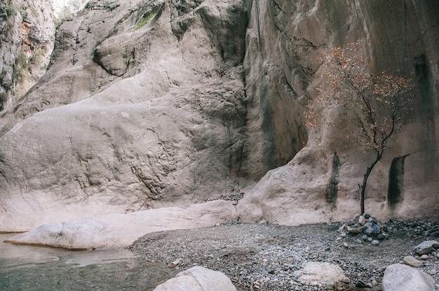 Turquie goynuk canyon incroyable beauté