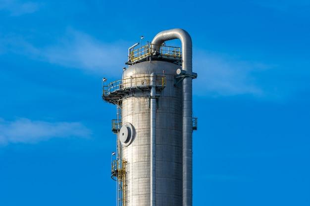 Tuyaux d'usine industrielle