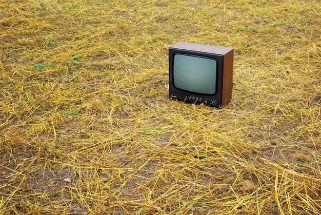 Tv sur le pré