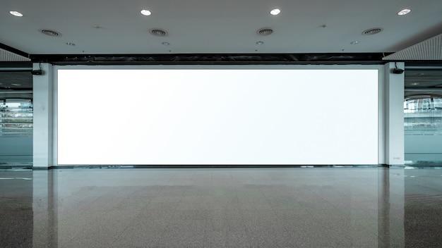 Unité de base en tissu pop up fond d'affichage de support pour bannière publicitaire, vide