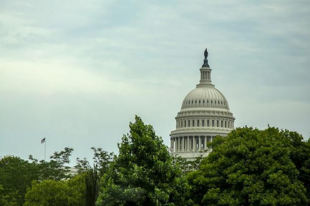 United states capitol building à washington dc, usa. congrès des états-unis.