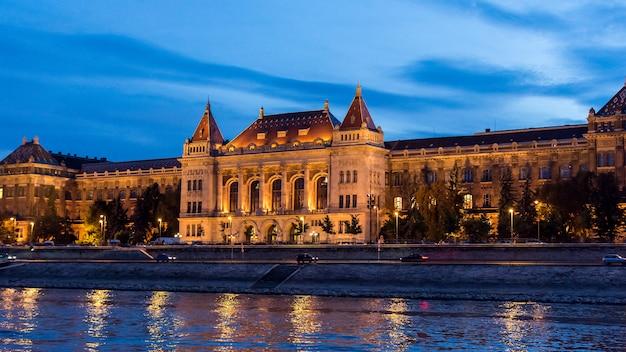Université de technologie et d'économie de budapest, hongrie