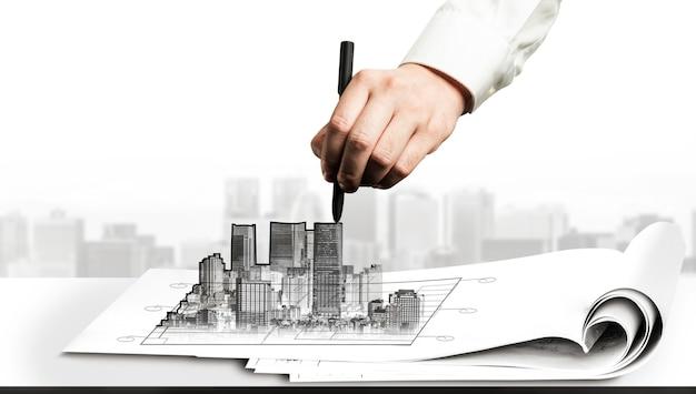 Urbanisme et développement immobilier de la ville