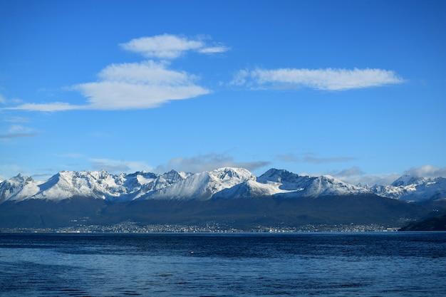 Ushuaia, ville la plus méridionale du monde, canal de beagle, argentine