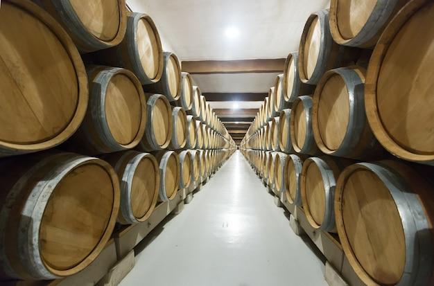 Usine de vinerie