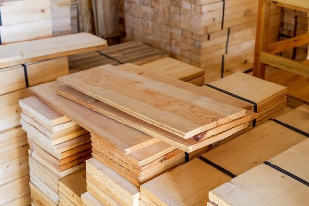 Usines de transformation du bois industriel