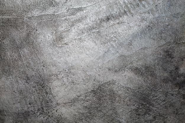 Utilisation de ciment ou de texture de béton pour le fond