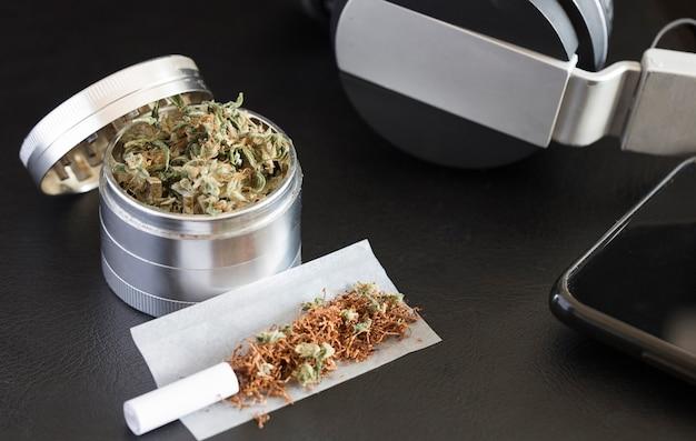 Utilisation de la marijuana à des fins médicales et récréatives