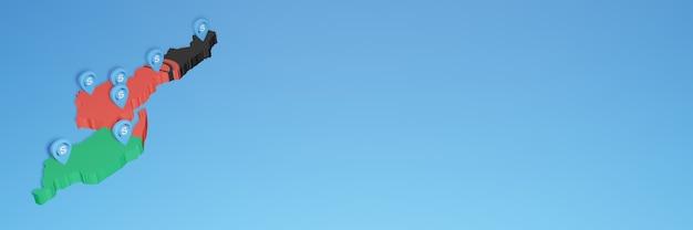 Utilisation de skype au malawi pour les besoins de la télévision sur les réseaux sociaux et de l'arrière-plan du site web, espace vide