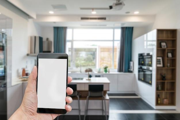 Utiliser des applications pour la maison intelligente sur les téléphones intelligents