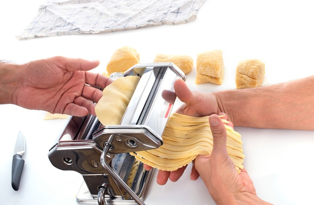 Utiliser un fabricant de pâtes