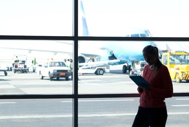 Utiliser un pad à l'aéroport