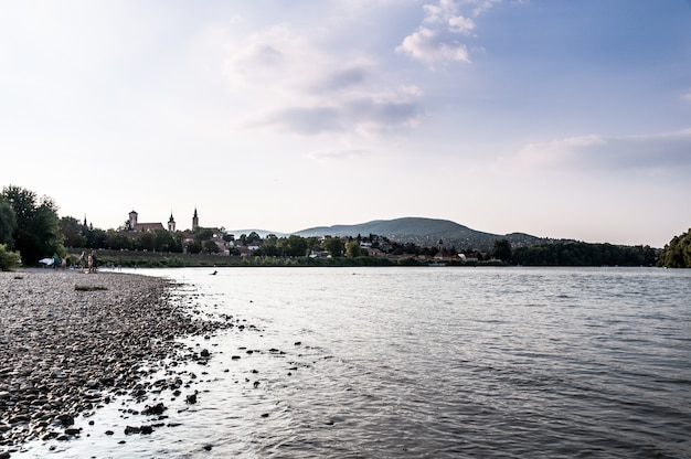 Vacances lac station serbie europe de l'est