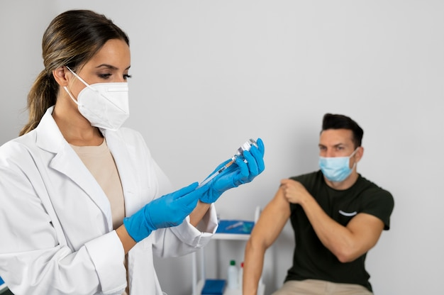 Vaccin contre le covid pour lutter contre la maladie