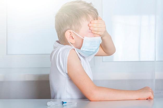 Vaccination et immunisation du concept de population.